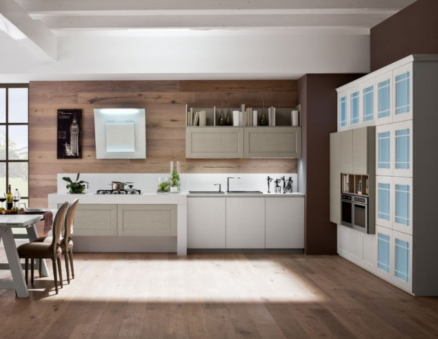 Art 03730500 cucina contemporanea arrex mod alice - Arte sole cucine ...
