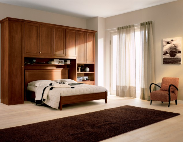 Camera da letto villanova perosino arredamenti for Arredamenti villanova