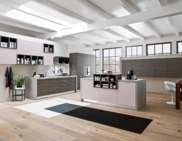 Art 06180700 cucina moderna arrex mod sole perosino arredamenti - Arte sole cucine ...
