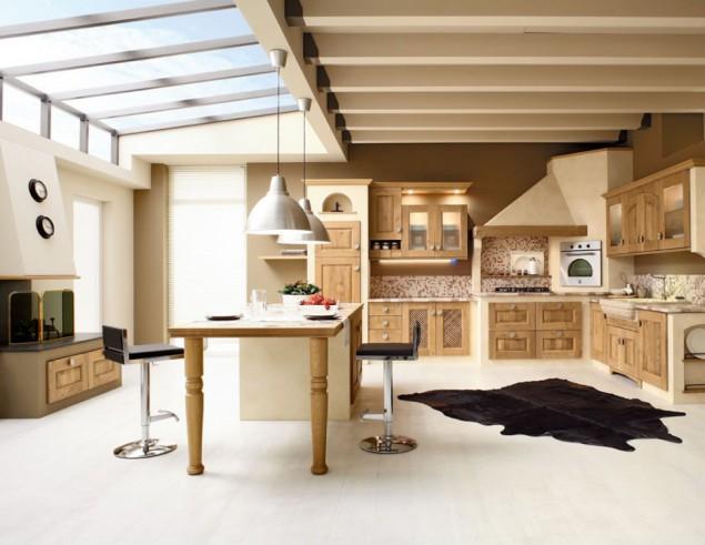 Art 03736400 cucina classica in rovere arrex mod carola - Arte sole cucine ...