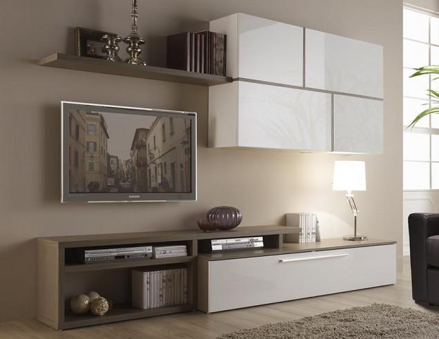 Parete soggiorno minimalista perosino arredamenti for Soggiorno minimalista