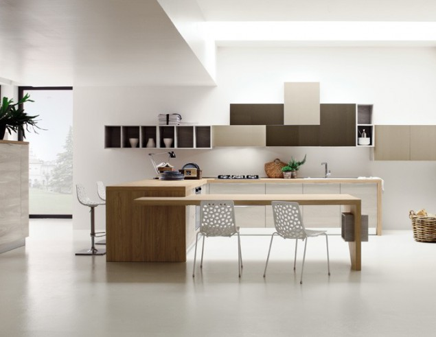 Art 06180300 cucina componibile moderna ARREX mod Cedro – Perosino ...